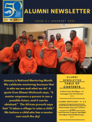 January 2021 Newsletter - Issue 3